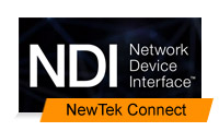 NewTek NDI Connect 設備連接軟體